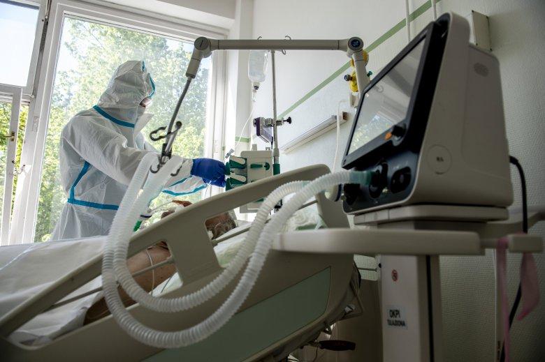 Maros megyei koronavírusos vesztette életét