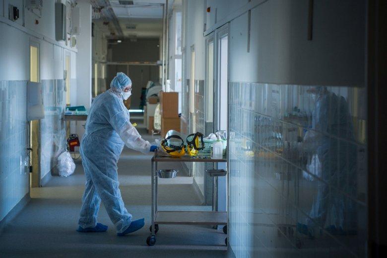 Harminchat fertőzött beteg a sepsiszentgyörgyi kórházban, négy kritikus állapotban