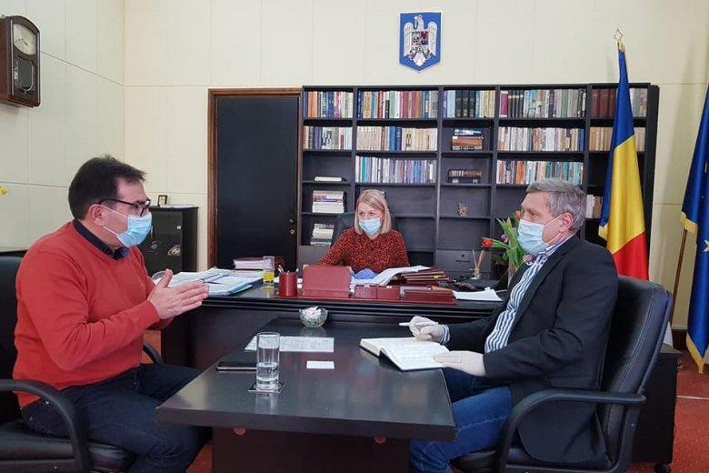 Fokozódik a helyzet Maros megyében, szakértőket vont be a munkába a prefektus