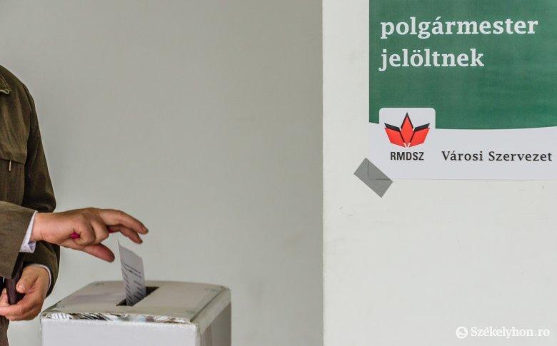 Csak három településen tartanak RMDSZ-es előválasztást Maros megyében
