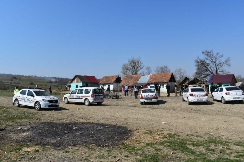 Különleges egységekkel tartott ellenőrzéseket a rendőrség Hargita megyében