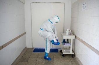 Meghaladta a négyezret az új fertőzések száma