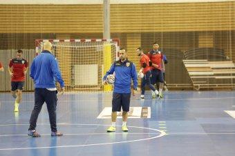 Marokkóban készül az Eb-selejtezőkre a román futsalválogatott