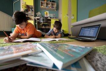 Elkallódás az online oktatásban