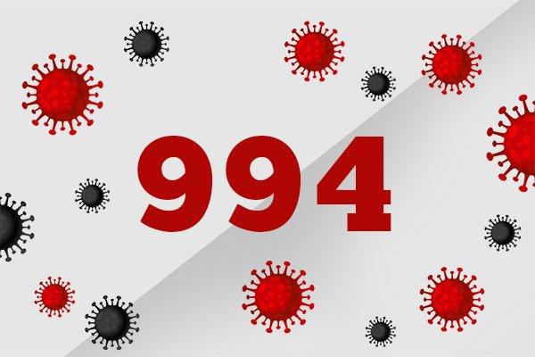 Szinte ezer új fertőzést igazoltak az elmúlt 24 órában