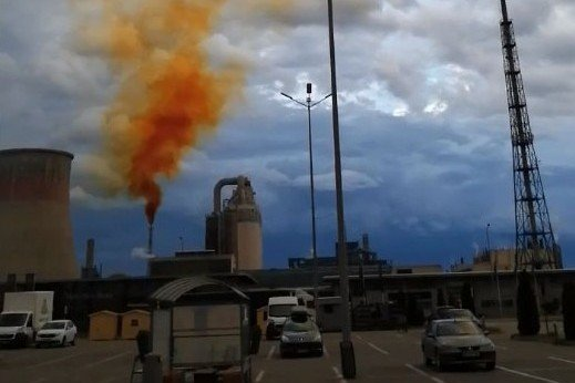A vegyipari kombinátot és a megyei vízhálózatot is érintette az áramkiesés