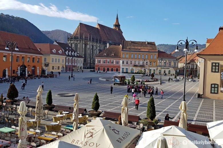 Brassóval bővült a bevörösödött romániai nagyvárosok listája