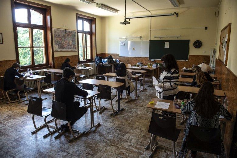 Így fog kinézni a vizsgafelkészítők lebonyolítása járványügyi szempontból