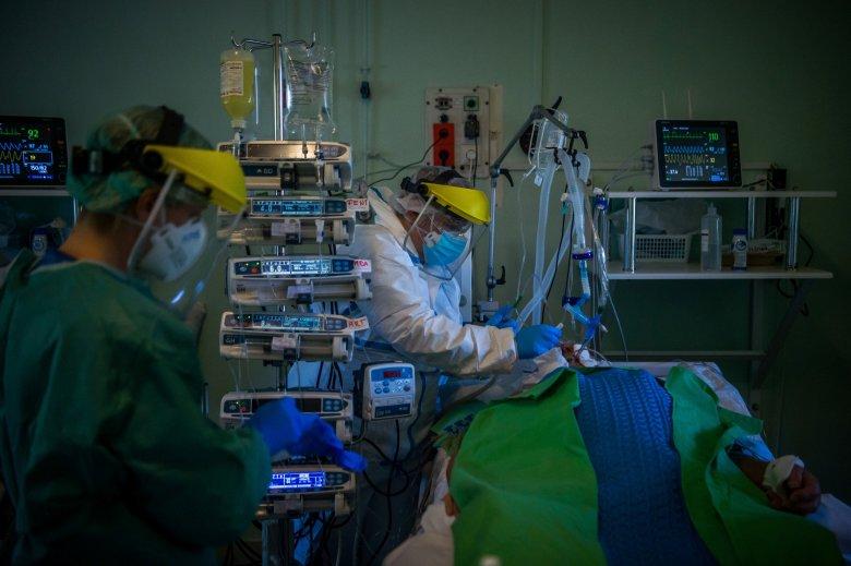 Kétszázhoz közelít a koronavírus szövődményeiben elhunytak száma