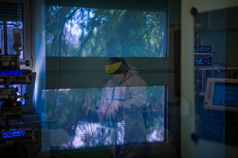 Hét koronavírusos beteg halt meg egy nap alatt Maros megyében