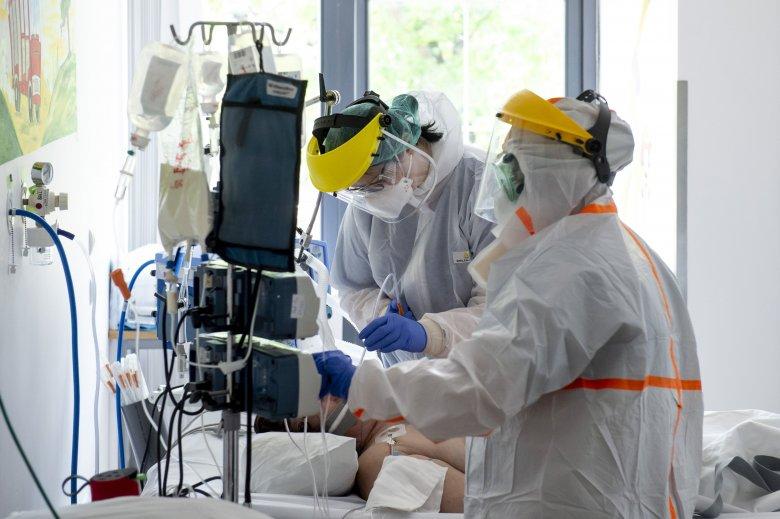 Több mint 300 kórházi alkalmazottnak jár a bérkiegészítés Hargita megyében