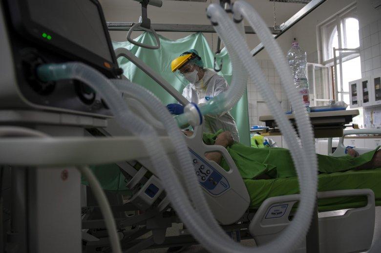 Kovászna megyei fertőzött vesztette életét