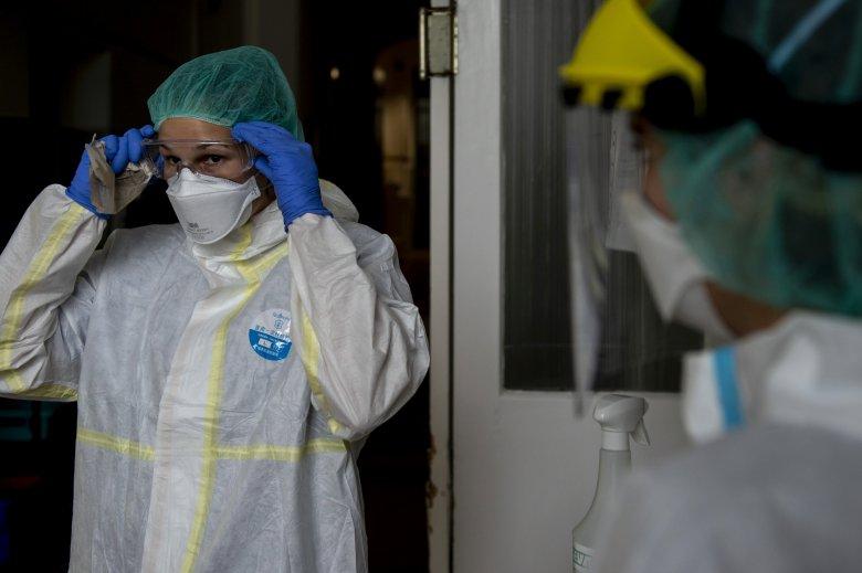 Egészségügyi dolgozók is megfertőződtek Marosvásárhelyen