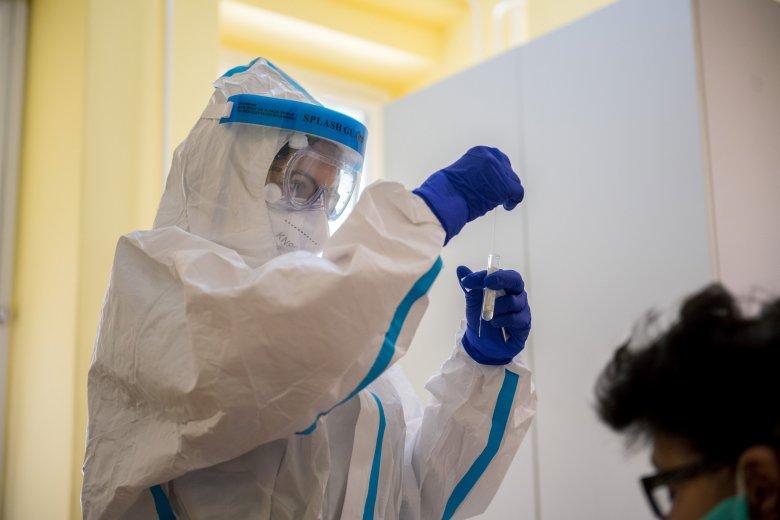 Meghaladta a háromszázat a járvány kezdete óta Hargita megyében igazolt fertőzések száma