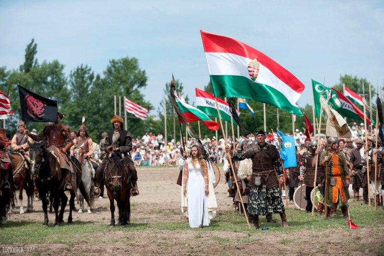 Augusztus végén tartják a Kurultaj - Magyar Törzsi Gyűlést Bugacon