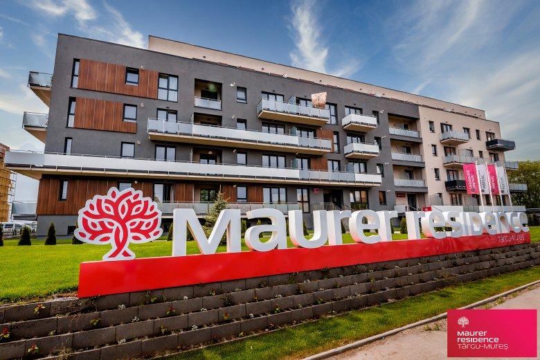 Maurer Residence Marosvásárhely – folyamatos fejlődés világjárvány idején is (x)