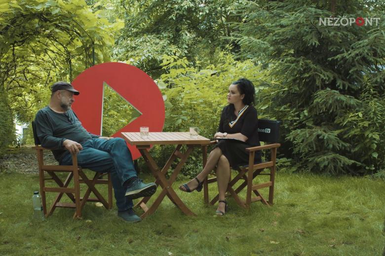 Tompa Gábor a bolsevizmus felé hajló politikai korrektségről a Székelyhon Tv-ben