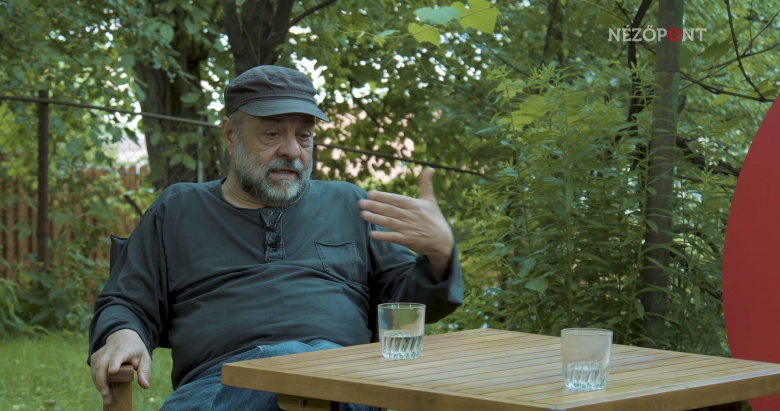 Tompa Gábor a bolsevizmus felé hajló politikai korrektségről beszélt a Székelyhon Tv-ben