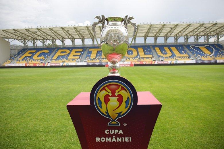 Ploiești-en rendezik a labdarúgó Román Kupa döntőjét