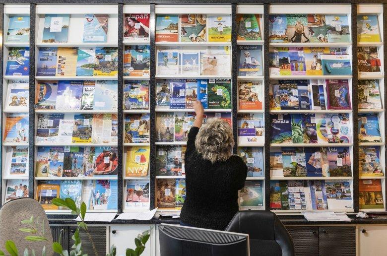 Turizmus: információkra és vendégekre várva