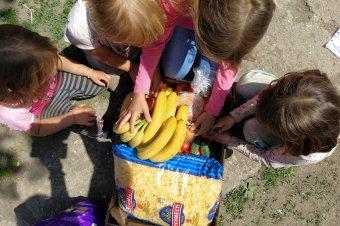 Virtuális tortaszelettel lehet segíteni a nélkülöző családokat