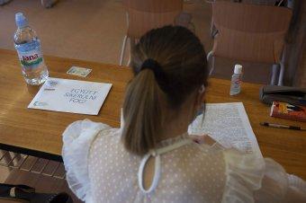 Székelyföldön jóval az országos átlag fölötti arányban iratkoztak be a diákok az érettségire