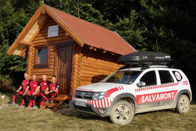 Két újabb menedékház Kovászna megyében