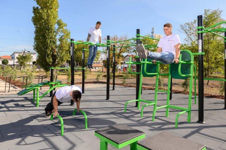 BeStrong kondipark – egy egészséges közösségért (x)