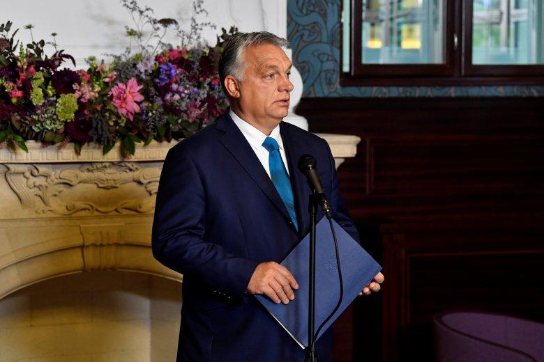 Orbán Viktor: Magyarország megvétózta az uniós költségvetést