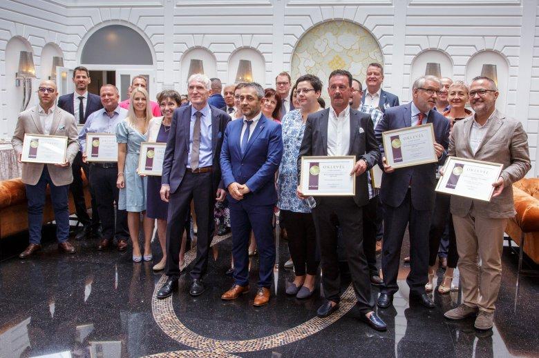 Székelyföldi panziót is díjaztak Magyarországon