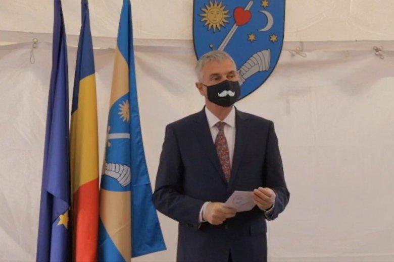 Megalakult Kovászna megye új tanácsa