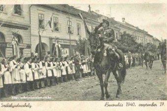 Nyolcvan éve történt Észak-Erdély visszacsatolása Magyarországhoz