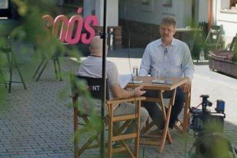 Vásárhelyi rendszerváltás: Soós Zoltán a Székelyhon TV-ben