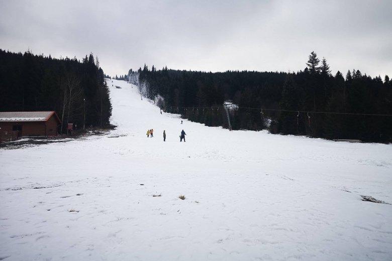 Özönlenek a turisták Borszékre, az idei az elmúlt évek legjobb téli szezonja