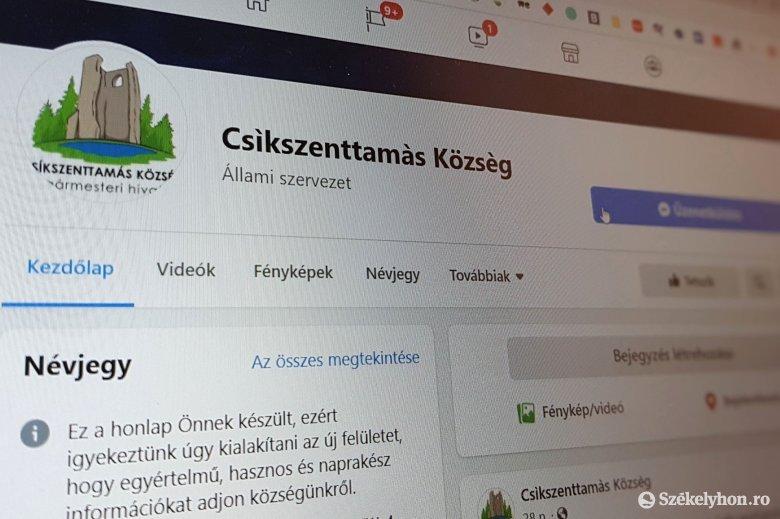 Újabb támadási front: bírság a csak magyar nyelvű közösségi oldal miatt
