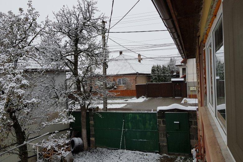 Szeszélyes időjárással indul a december