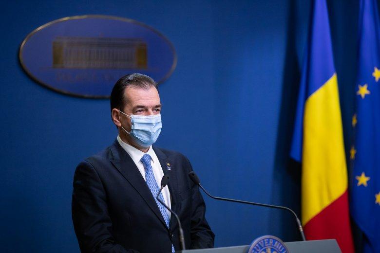 Lemond Ludovic Orban miniszterelnök