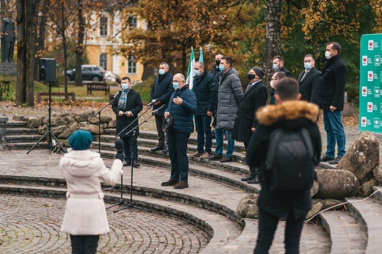 Csíkszeredában indult el az RMDSZ parlamenti választási kampánya