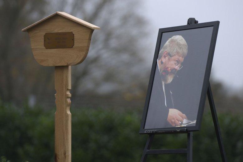 Szőcs Géza temetése: családja, pályatársai, tisztelői vettek búcsút