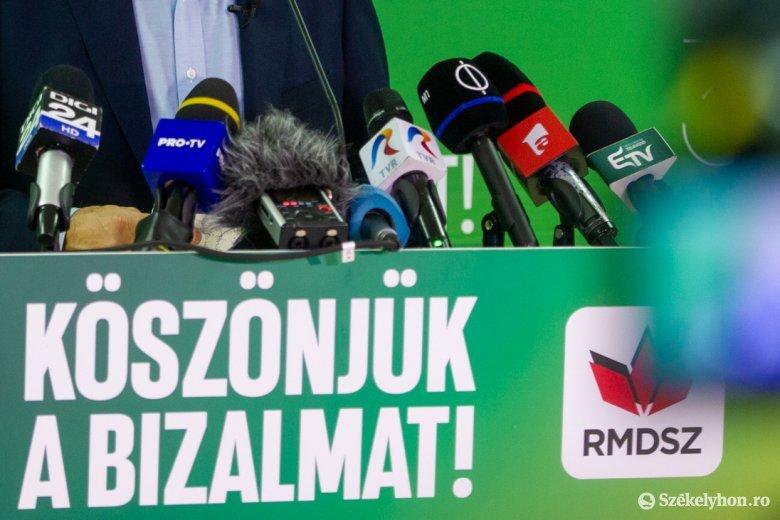 Szakértő: valószínűleg az RMDSZ is a koalíciós kormány része lesz