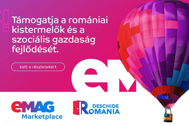 """""""Made in Romania"""" termékeket állítasz elő? Ez az a program, amelyre szükséged van! (x)"""