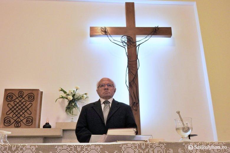 Jakab Gábor, Erdély legidősebb aktív katolikus plébánosa