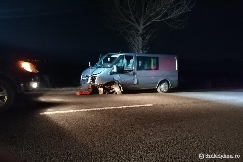Motoros veszítette életét Alcsíkon