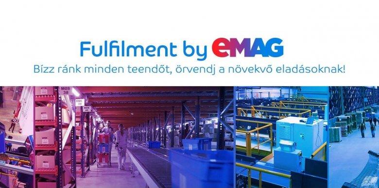Hogyan szállíthatja el termékeit másnap a Fulfilment by eMAG szolgáltatásunkkal? (x)