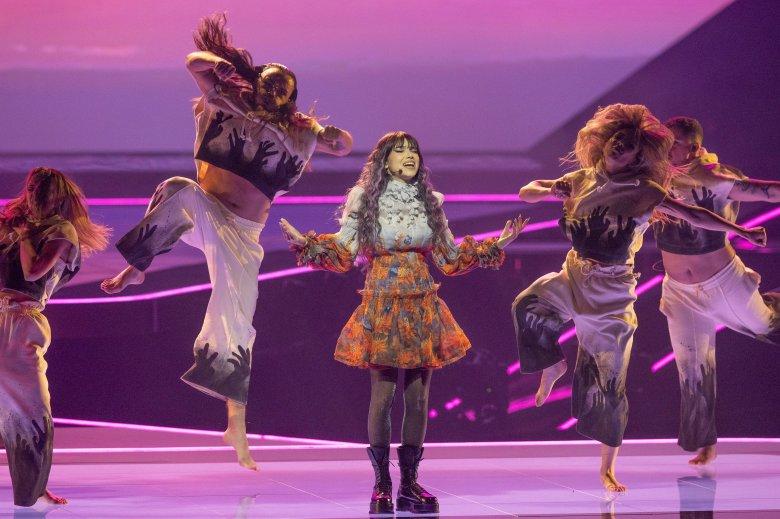 Eurovíziós Dalfesztivál: nem jutott a döntőbe a Romániát képviselő Roxen