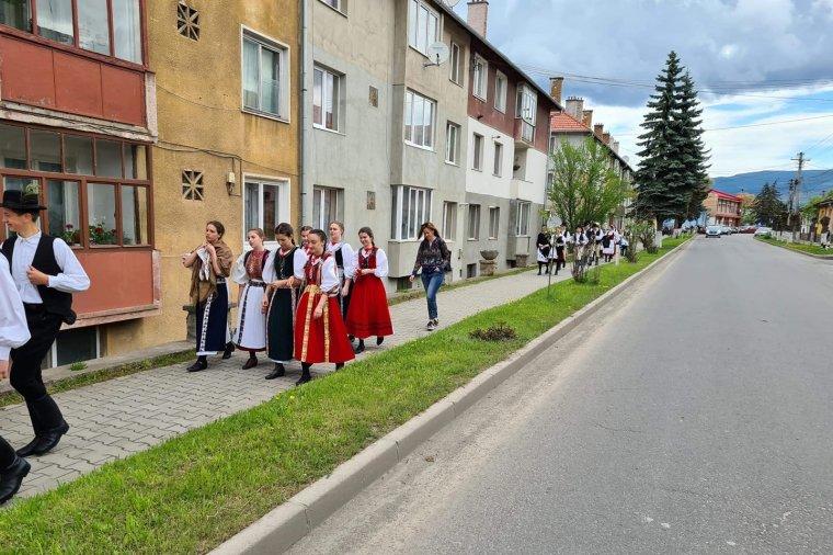Nárciszfesztivál: Covid-19 utáni ébresztőt tartottak Szentegyházán