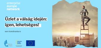 Az Enterprise Europe Network segít a vállalkozásoknak átlépni a válság okozta nehézségeket (x)