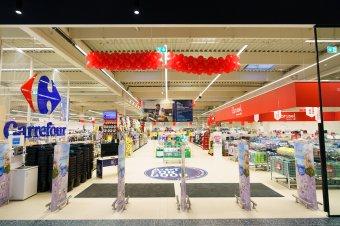 A Carrefour megnyitja első 100 százalékban önkiszolgáló üzletét Sepsiszentgyörgyön (x)