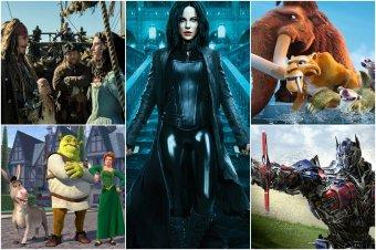 Filmek, amelyek egykor nagyon sikeresek voltak, a folytatásaik viszont megbuktak