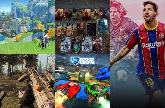 Öt ingyenes játék, amelyeket érdemes kipróbálni
